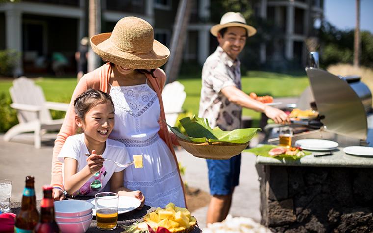 ハワイ島「キングス・ランド」におトクに宿泊できるプラン