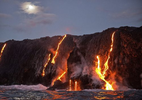 ハワイ島のエネルギーを浴びて元気になる