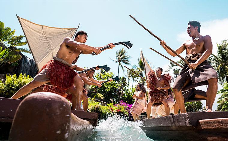 写真提供:<a href='https://polynesia.jp/' target='_blank'>Polynesian Cultural Center</a>