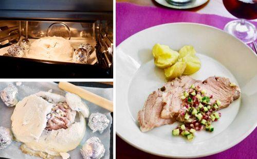 キッチン使いこなし!オーブンで作る肉料理