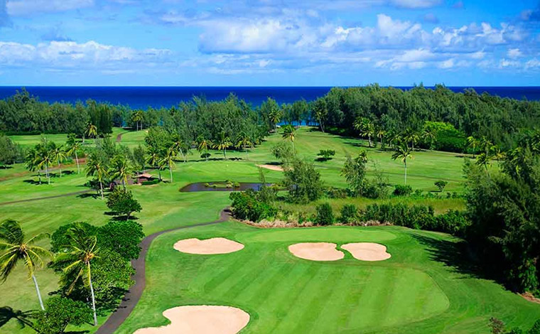 写真提供:Turtle Bay Resort Golf Club.