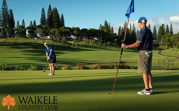 写真提供:Waikele Country Club