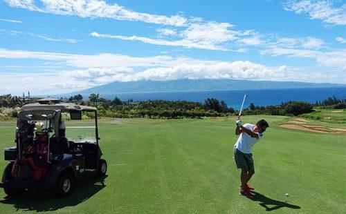 初心者にやさしいハワイゴルフ事情