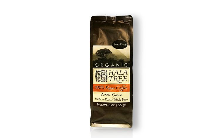 ハラツリー・コーヒー・ミディアムロースト$22(ホール・フーズ・マーケットにて)