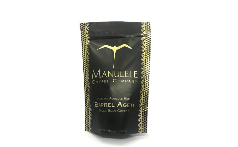 マヌレレ・コーヒー$20(マヌレレ・デスティラーズにて)