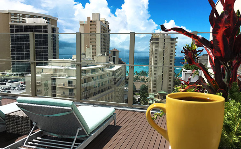 ハワイ コーヒー