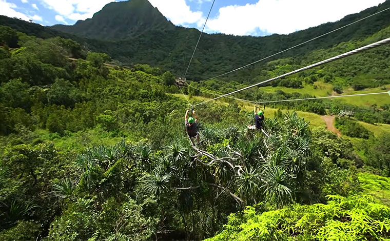 写真提供:<a href='https://www.kualoa.jp/' target='_blank'>Kualoa Ranch</a>