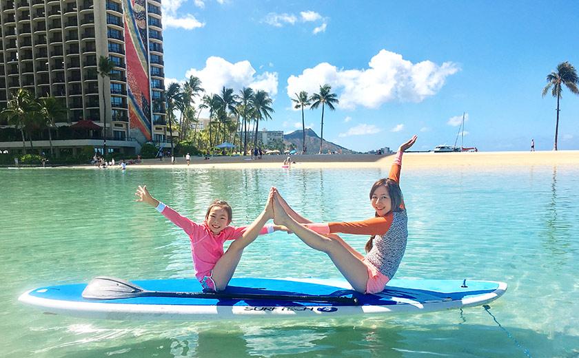 ハワイに来たら親子で挑戦!おすすめアクティビティ4選