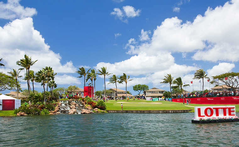 写真提供:<a href='http://jp.koolinagolf.com/' target='_blank'>Ko Olina Golf Club</a>