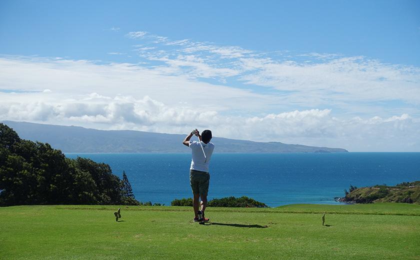 ゴルフ上級者をもうならせるハワイのコース6選