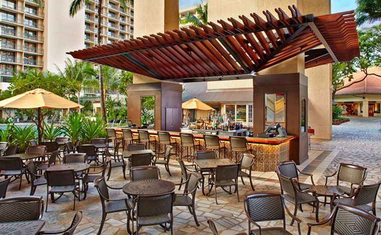 写真提供:Hilton Hawaiian Village Waikiki Beach Resort