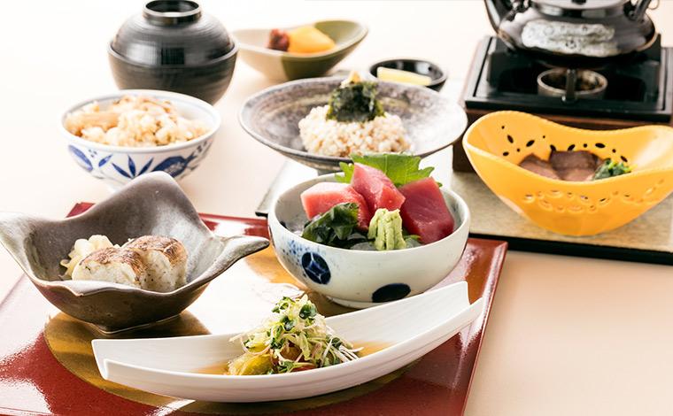 写真提供:Restaurant Suntory  (レストラン燦鳥/サントリー)