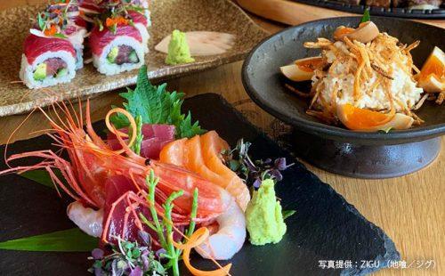 ハワイだからこそ楽しみたい! 地元食材を活かした「新・和食」