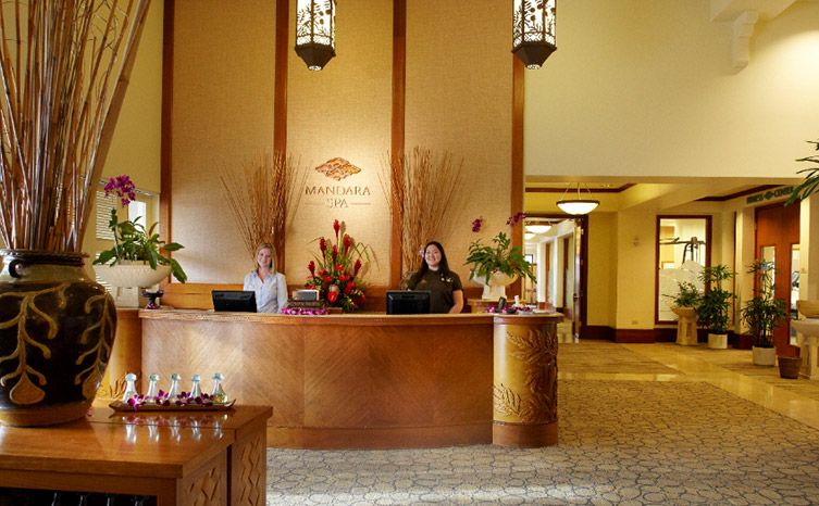 写真提供:Mandara Spa Hawaii