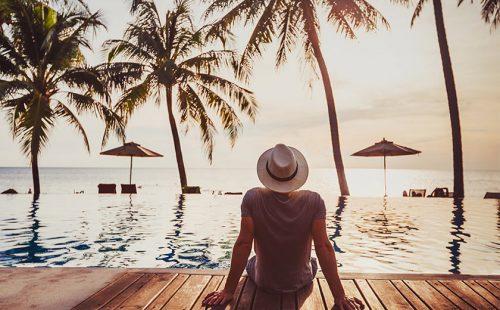 心も身体もリラックス  癒やしのハワイ旅