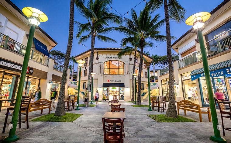 写真提供:The Shops at Wailea