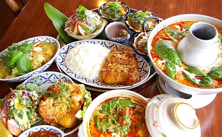 写真提供:アジアンハーブレストラン カフェくるくま