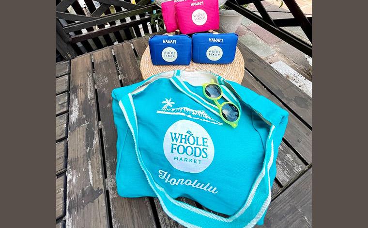 (Whole Foods Market JUCO Tote Bag (Honolulu)$19.99)