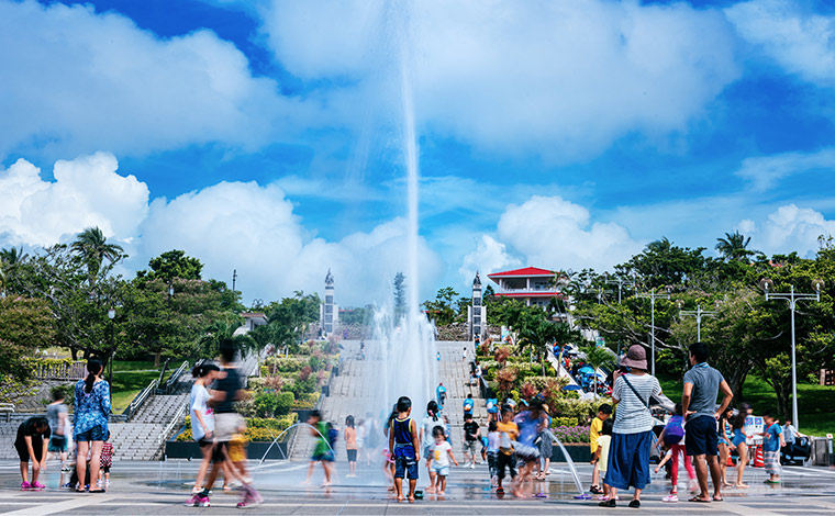 写真提供:国営沖縄記念公園(海洋博公園)